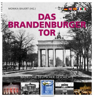 Buch Cover Das Brandenburger Tor