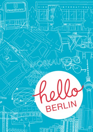 Buch Cover Hello Berlin