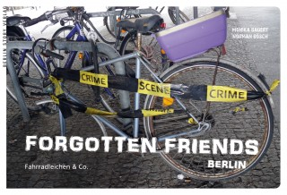 Buch Cover Forgotten Friends