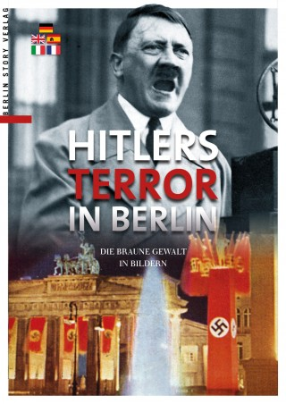 Buch Cover Hitlers Terror in Berlin