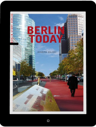 Buch Cover E-Book Berlin Today