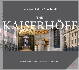 Buch Cover The Kaiserhöfe