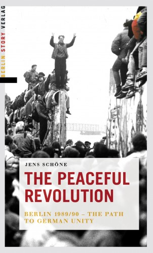 Buch Cover The Peaceful Revolution