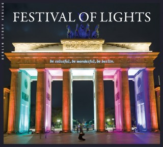 Buch Cover Festival of Lights