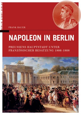 Buch Cover Napoleon in Berlin