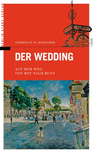 Buch Cover Der Wedding
