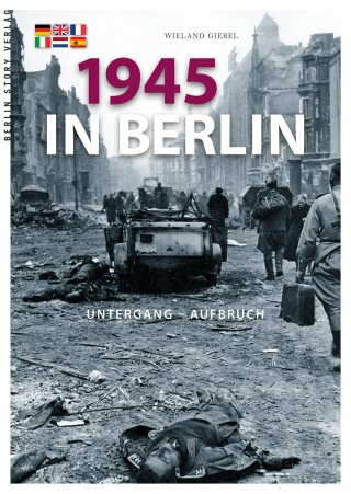 Buch Cover 1945 in Berlin