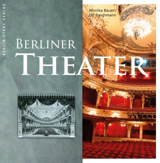 Buch Cover Berliner Theater