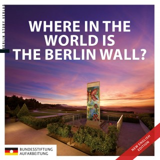 Buch Cover Where in the World is the Berlin Wall