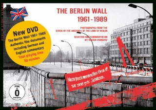 Buch Cover The Berlin Wall 1961-1989