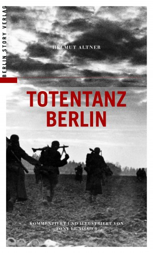 Buch Cover Totentanz Berlin