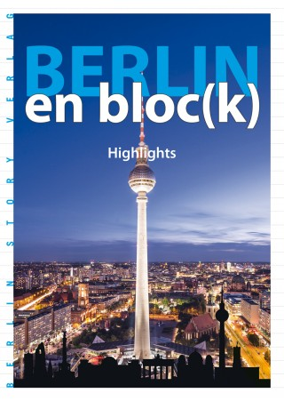 Buch Cover Berlin en block - Highlights