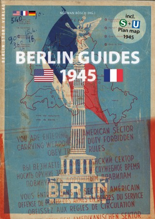 Buch Cover Berlin Guides 1945