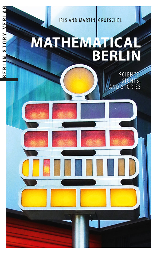 Buch Cover Mathematical Berlin