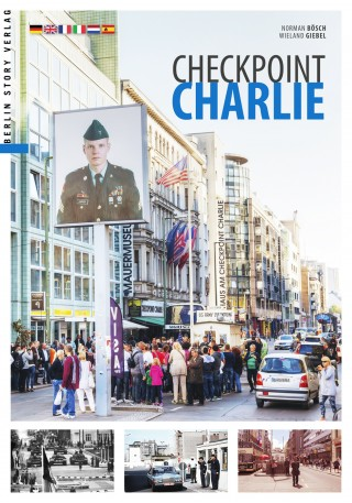 Buch Cover Checkpoint Charlie