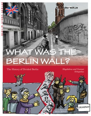 Buch Cover What was the Berlin Wall
